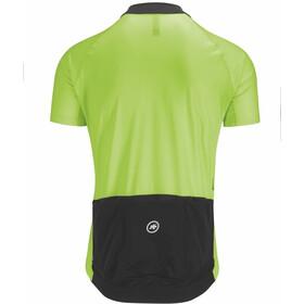 ASSOS Mille GT Koszulka z krótkim rękawem Mężczyźni, visibility green